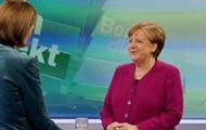 Меркель хочет оставаться канцлером ФРГ до 2021 года