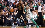 НБА: Кливленд разгромил Бостон, Атланта вырвала победу у Детройта