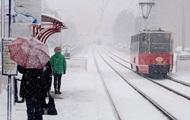 Погода в Украине: гололедица и небольшой снег