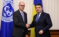 Гройсман провел встречу с главой миссии МВФ