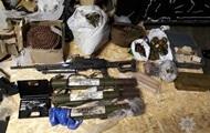 На Днепропетровщине изъят арсенал оружия