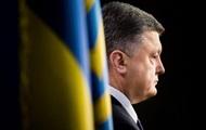 Порошенко: Я не хотів би висилати Саакашвілі з України