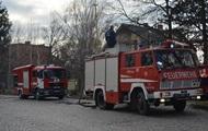 В Ужгороде горело общежитие для студентов