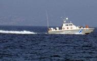 Турецкий катер береговой охраны протаранил греческое судно