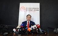 Саакашвили в Варшаве потребовал, чтобы его судили в Украине