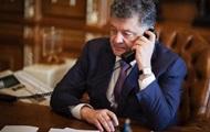 Порошенко поговорил по телефону с Путиным – СМИ