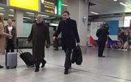 Саакашвили заметили в аэропорту Амстердама
