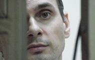 Сенцов позвонил домой из российской тюрьмы