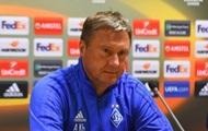 Хацкевич: Похожих на АЕК соперников у нас в этом сезоне Лиги Европы не было