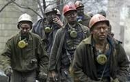 На Донбассе шахтеры заблокировали две дороги