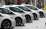 В Україну за січень ввезли майже 800 електромобілів
