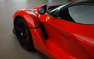 The blogger showed an impressive collection of Ferrari