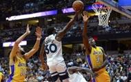 NBA: Denver beat Milwaukee, the Lakers lost to Minnesota