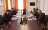 Україна і Молдова відновили політичні консультації