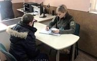 Украинец пытался проползти в Польшу под кабиной паспортного контроля