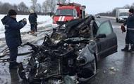 В Харьковской области в ДТП погибли четыре человека