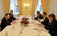 The OSCE Secretary General discussed with Volker the situation in the Donbass