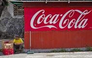 Прибыль Coca-Cola упала в пять раз