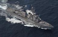 У Чорне море ввійшов ракетний есмінець США