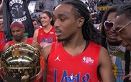 Rapper Quavo named the MVP of the Match celebrities