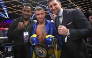 Lomachenko Bad that GBP will not allow to be held a fight with Linares