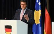 Німеччина запропонувала ослаблення санкцій в обмін на миротворців