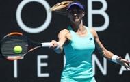 Цуренко стартовала с трудной победы в квалификации в Дубае