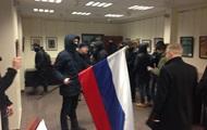 РФ направила Україні ноту протесту через погром у Росспівробітництва
