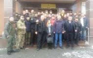 Стычки под судом в Киеве: задержанных отпустили