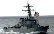 Другий ракетний есмінець США увійшов у Чорне море