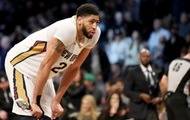Anthony Davis played in the all-star game in Mike Cousins