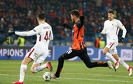 Шахтер – Рома 2:1. Онлайн матча Лиги чемпионов