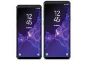 Samsung Galaxy S9: появились официальные рендеры