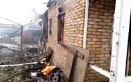В донецком поселке из-за обстрела сгорел дом – Жебривский