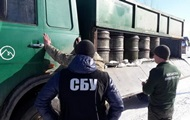 In Zhytomyr region the military was stolen from part of the 50 tons of fuel