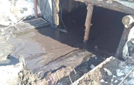 The strengthening of the APU was in the contamination zone in the Donbas