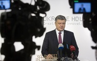 Порошенко объяснил, почему место Януковича занял Турчинов