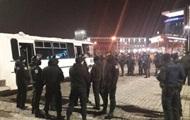 In Kharkov, fighting football fans