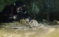 В огромной подводной пещере нашли кладбище майя