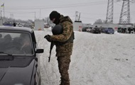 At checkpoints in the ATO area has accumulated 620 auto