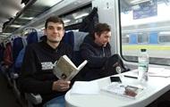 Укрзализныця начала продавать книги в поездах