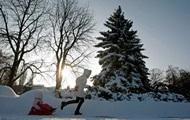 Украинцам обещают морозы до -20