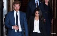 Принцу Гарри и Меган Маркл прислали конверт с белым порошком