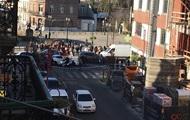 В Брюсселе полиция провела спецоперацию