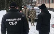 In Khmelnytskyi region got burned on a bribe the chief of a military unit