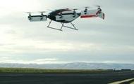 Airbus показал полет аэротакси
