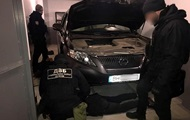 In Odessa detained the hijackers luxury cars