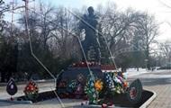 В Луганске появился памятник