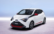 The Network has revealed the updated hatchback Toyota Aygo