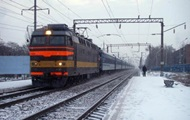 Near Kiev the train to death brought down the young man with headphones